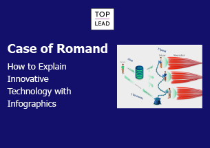 How to Explain Innovative Technology with Infographics — Case of Romand