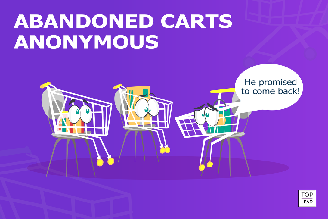 MAKE ECOMMERCE FABULOUS AGAIN: HOW TO ELIMINATE SHOPPING CART ABANDONMENT