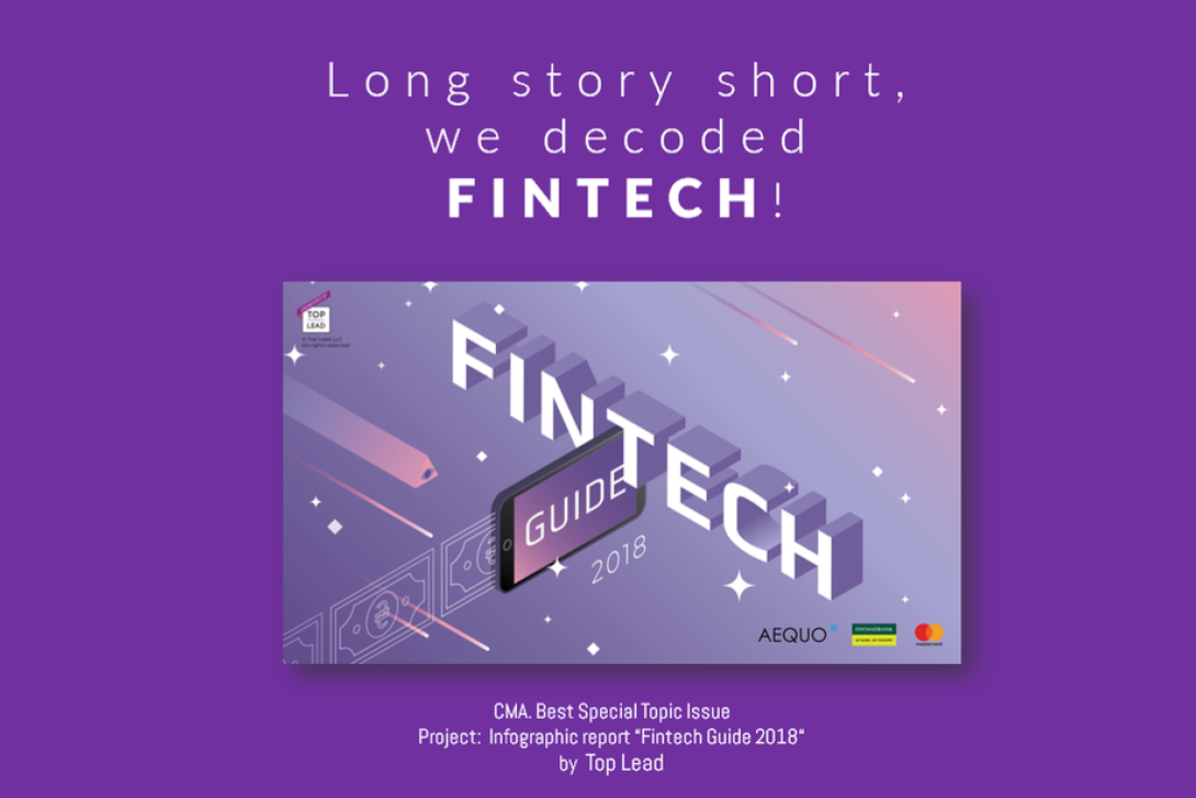 Top Lead Fintech Spesial issue