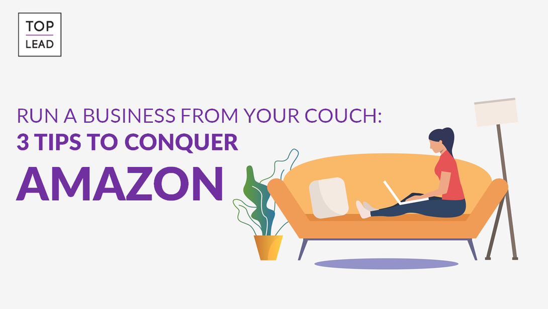 3 TIPS TO CONQUER AMAZON: A GUIDE FOR ONLINE ENTREPRENEURS