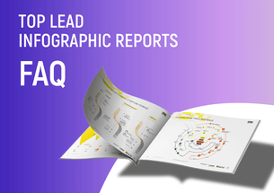 Top Lead Infographic Reports FAQ