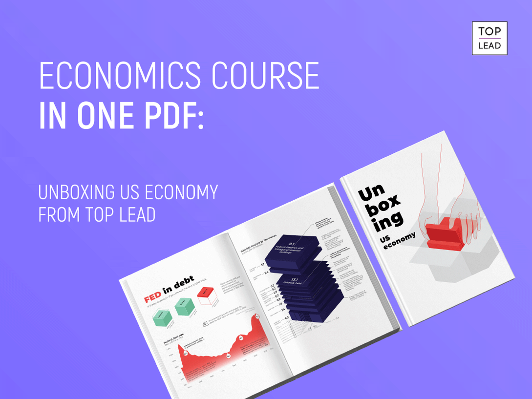 Economics course in one PDF: Unboxing US economy from Top Lead