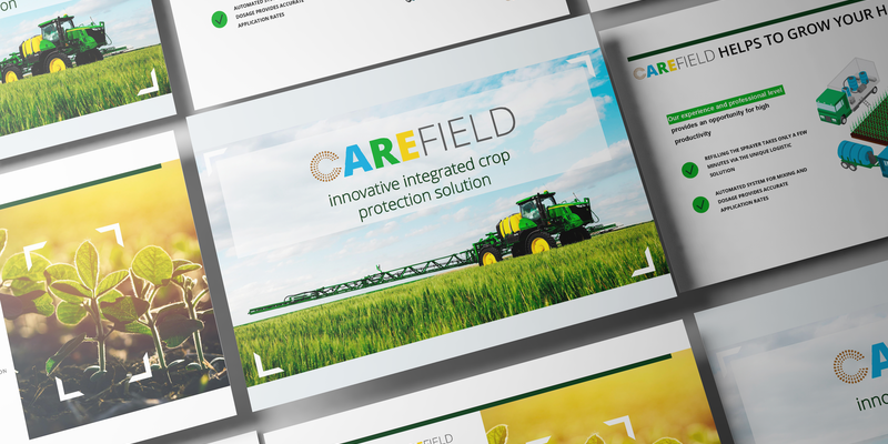 Комплексное инновационное решение по защите растений — CareField
