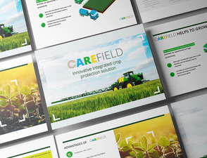 The complete innovative crop protection solution — CareField