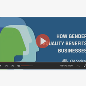 How gender equality benefits businesses
