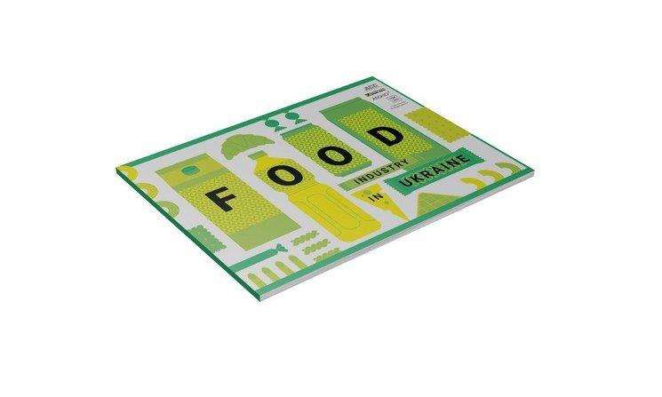 The Infographic Report Food Industry in Ukraine
