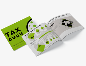 "The Infographic Report ""Tax Guru"""