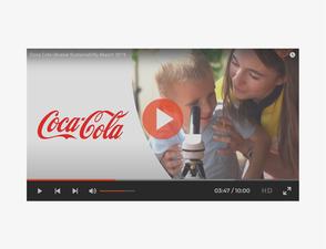 Coca Cola Ukraine Sustainability Report 2019