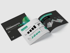"The infographic report ""Pharmaceutical industry of Ukraine 2021"""