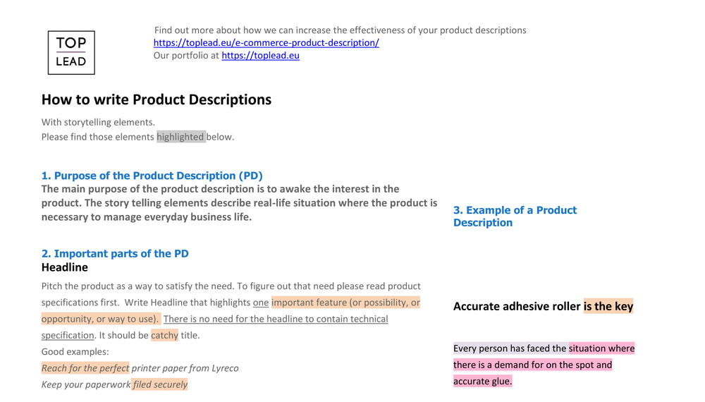 storytelling-product-description-example